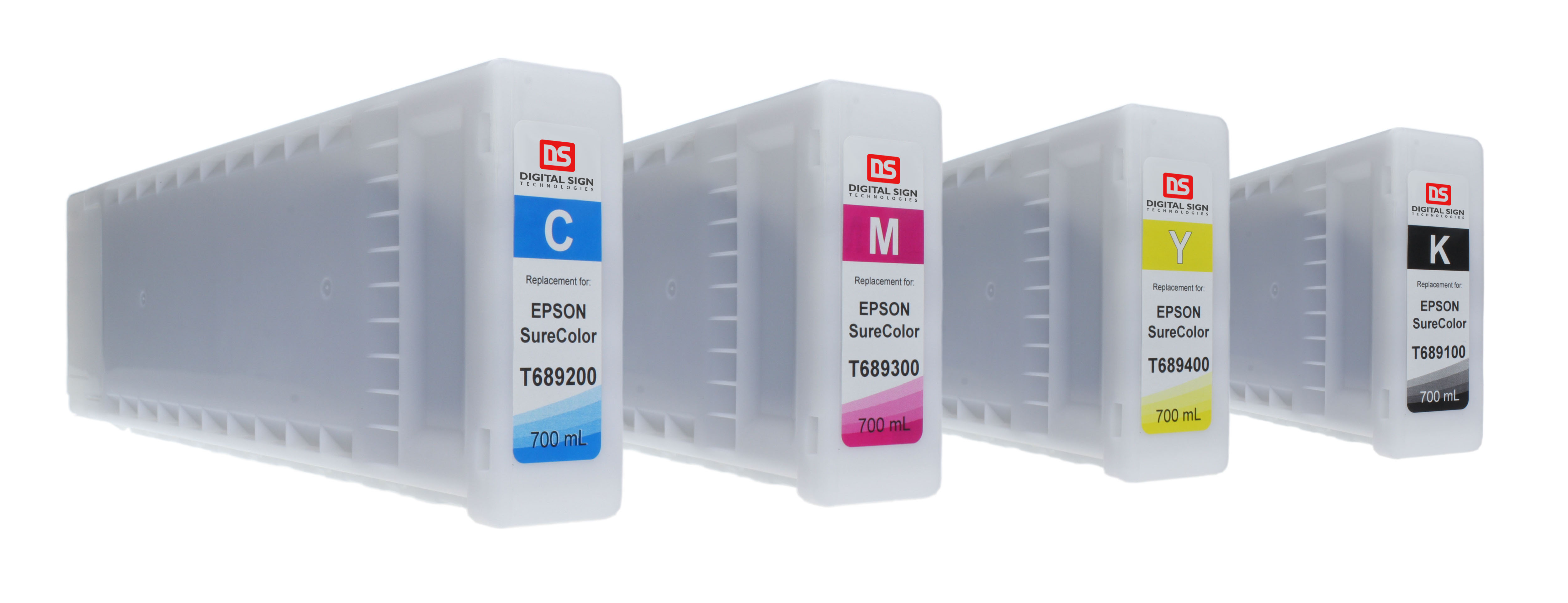 Epson UltraChrome GS2 Ink Cartridges by DST